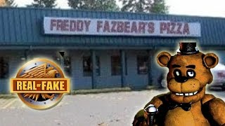 Download FREDDY FAZBEAR'S PIZZA PLACE - real or fake? Video