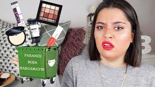 Download Nefret Ettiğim Ürünlerle Makyaj Video