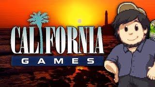 Download California Games - JonTron Video