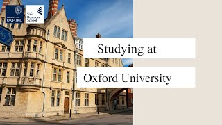 Download Studying at Oxford University Video