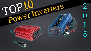 Download Top 10 Power Inverters 2015 | Best 12V Inverter Review Video