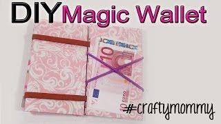 Download DAG 8 DIY Magic Wallet ~ Maak zelf een Magische Portomonee! DIYVEMBER Video