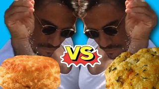 Download Red Lobster Biscuit vs Popeyes Biscuit Video