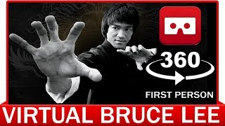 Download 360° VR VIDEO - Bruce Lee in First Person View | Fan Film | VIRTUAL REALITY 3D Video