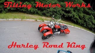 Download Tilting Motor Works Harley Road King Review Video
