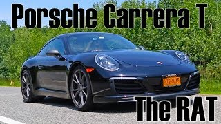 Download What is so special about the Porsche Carrera T Video