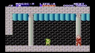 Download Zelda II The Adventure of Link (NES) 100% Walkthrough - Part 1 Video