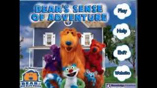 Download Bear in the Big Blue House: Bear's Sense of Adventure Walkthrough Video
