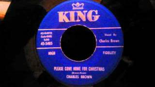 Download Charles Brown - Please Come Home For Christmas (The Original) Video