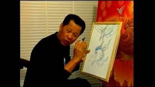Download สอนศิลป์ [2-147] โดย อ.เฉลิมชัย โฆษิตพิพัฒน์ [เทคนิคปากกา การเขียนลายไทย 6] Video