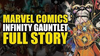 Download Marvel's Infinity Gauntlet: Full Story Video