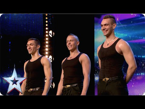BGMT extra: check out these Hungarian (thigh) slappers! | Britain's Got More Talent 2015
