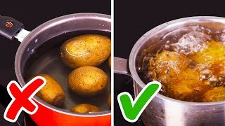Download 30 KITCHEN HACKS THAT WILL MAKE YOU THE BEST CHEF EVER Video