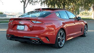 Download Kia Stinger Review-NO REAL COMPETITION!! Video