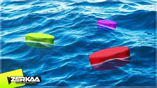 Download HOCKEY PUCKS ON WATER! (Golf With Your Friends) Video