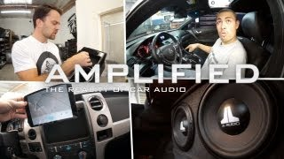 Download JL Audio System in a Acura TSX, Cleaning Tips Part 2, iPad Ford F150 explained - Amplified #117 Video