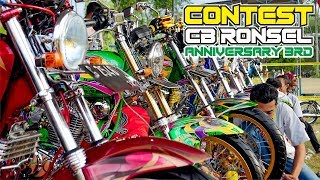 Download Contest CB Ronsel Anniversary 3rd - Tirtamanik Channel Pekalongan Video