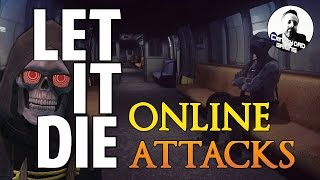 Download LET IT DIE | STOP ONLINE ATTACKERS SUCCESSFULLY RAIDING YOU Video