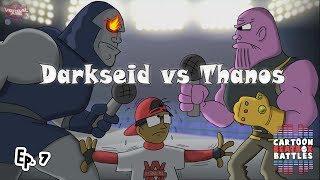 Download Darkseid Vs Thanos - Cartoon Beatbox Battles Video