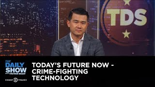 Download Today's Future Now - Crime-Fighting Technology: The Daily Show Video