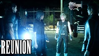 Download Final Fantasy XV - Noctis Reunites with Friends after 10 YEARS - EMOTIONAL SCENE Video