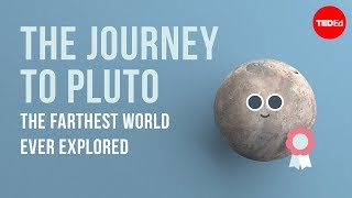 Download The journey to Pluto, the farthest world ever explored - Alan Stern Video