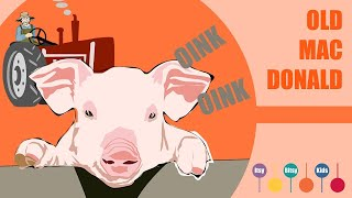 Download Old MacDonald Had A Farm - Nursery Rhyme On YouTube | ItsyBitsyKids Video
