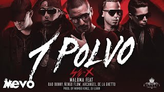 Download Maluma - Un Polvo ft. Bad Bunny, Arcángel, Ñengo Flow, De La Ghetto Video