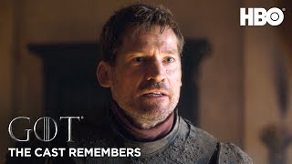 Download The Cast Remembers: Nikolaj Coster-Waldau on Playing Jaime Lannister | Game of Thrones: Season 8 (HB Video