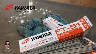 Download เคล็ด(ไม่)ลับ..เชื่อมเหล็กบาง..ไม่ทะลุด้วยลวดเชื่อม? ll YAWATA FT-51 Video