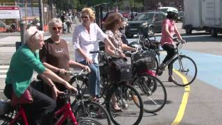 Download Cycling Copenhagen, Through North American Eyes Video