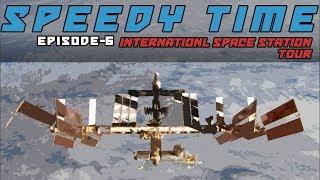 Download SpeedyTime 6 – International Space Station Tour Video