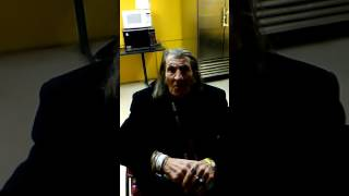 Download Interview with an old Italian mobster Video