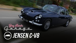 Download 1965 Jensen C-V8 - Jay Leno's Garage Video