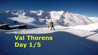 Download Val Thorens Snowsurf trip day 1 of 5 Video