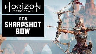 Download Sharpshot Bow Replica - HZD Shadow Stalwart Cosplay - Pt5 Video