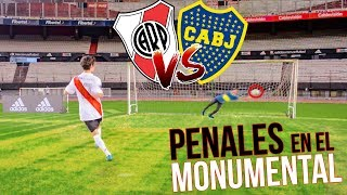 Download PENALES en el MONUMENTAL | RIVER vs BOCA Video