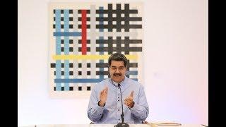 Download Presidente Maduro lanza Plan de Ofensiva Cultural 2019, 13 de junio de 2019 Video