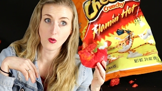 Download People Try Hot Cheetos Bagels Video