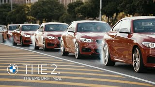 Download The Epic Driftmob feat. BMW M235i Video