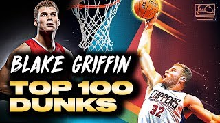 Download Top 100 Blake Griffin Dunks of All-Time ᴴᴰ Video