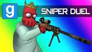 Download Gmod Sandbox - Epic Sniper Trickshots & Daithi De Camper! (Garry's Mod Funny Moments) Video