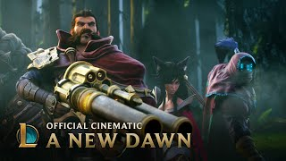 Download A New Dawn | Cinematic - League of Legends Video
