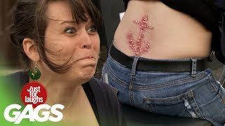 Download Painful & Botched Tattoo - Just For Laughs Gags Video