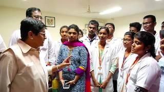 Download ″College Mgt distresses Medical Students over Fee dispute″ | Dr. Kiran Bedi Video