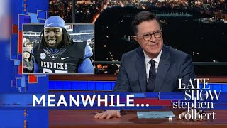 Download Meanwhile... Poop Johnson Is The CFL's Next Star Video