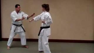 Download Uechi Ryu Yakusoku Kumite - Slow Motion Video