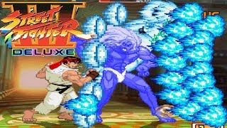 Download STREET FIGHTER III DELUXE - PC LONGPLAY - KoRyu PLAYTHROUGH [NO DEATH RUN] (FULL GAMEPLAY) Video