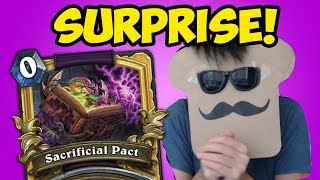 Download Disguised Toast SURPRISES at Major Hearthstone Tournament Video