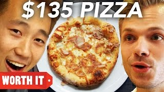 Download $5 Pizza Vs. $135 Pizza Video